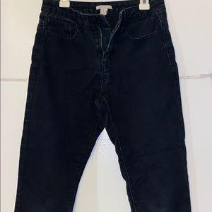 Forever 21 black skinny jean